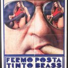 Fermo Posta Tino Brass AKA P.O. Box (1995) DVD