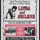 Linda And Abilene (1969) - Herschell Gordon Lewis DVD