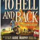 To Hell And Back (1955) - Audie Murphy DVD