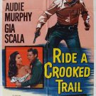 Ride A Crooked Trail (1958) - Audie Murphy DVD