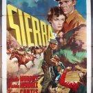 Sierra (1950) - Audie Murphy DVD