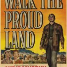 Walk The Proud Land (1956) - Audie Murphy DVD