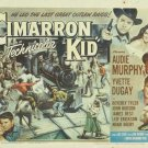 The Cimarron Kid (1952) - Audie Murphy DVD