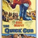 The Quick Gun (1964) - Audie Murphy DVD