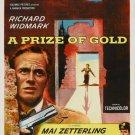 A Prize Of Gold (1955) - Richard Widmark DVD