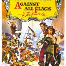 Against All Flags (1952) - Errol Flynn DVD