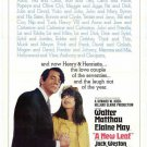 A New Leaf (1971) - Walter Matthau DVD