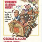 Bank Shot (1974) - George C. Scott DVD