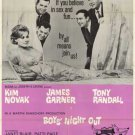 Boys Night Out (1962) - James Garner DVD