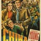 China (1943) - Alan Ladd DVD