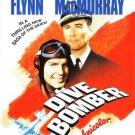 Dive Bomber (1941) - Errol Flynn DVD