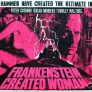 Frankenstein Created Woman (1966) - Peter Cushing DVD