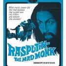 Rasputin : The Mad Monk (1965) - Christopher Lee DVD