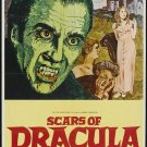 Scars Of Dracula (1970) - Christopher Lee DVD