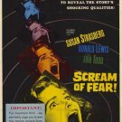 Scream Of Fear (1961) - Susan Strasberg DVD