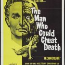 The Man Who Could Cheat Death (1959) - Christopher Lee DVD