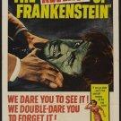 The Revenge Of Frankenstein (1958) - Peter Cushing DVD