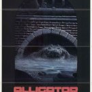 Alligator (1980) - Henry Silva DVD