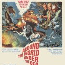 Around The World Under The Sea (1966) - David McCallum DVD