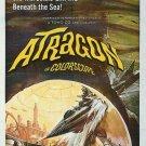 Atragon (1963) - Ishiro Honda DVD