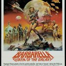 Barbarella (1968) - Jane Fonda DVD