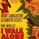 I Walk Alone (1948) - Kirk Douglas DVD