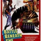Battle Beneath The Earth (1967) - Kerwin Mathews DVD