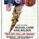 Billion Dollar Brain (1967) - Michael Caine DVD