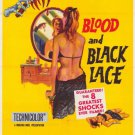 Blood And Black Lace (1964) - Mario Bava DVD