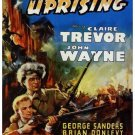 Allegheny Uprising (1939) - John Wayne Color Version DVD