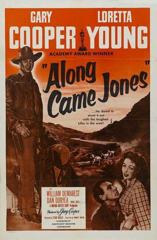Along Came Jones (1945) - Gary Cooper DVD