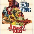 Alvarez Kelly (1966) - William Holden DVD