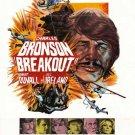 Breakout (1975) - Charles Bronson DVD