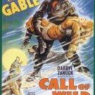 Call Of The Wild (1935) - Clark Gable DVD