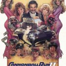 Cannonball Run 2 (1984) - Burt Reynolds DVD