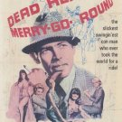 Dead Heat On A Merry-Go-Round (1966) - James Coburn DVD