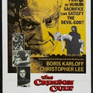 Curse Of The Crimson Altar (1968) - Christopher Lee