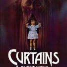Curtains (1983) - John Vernon DVD