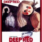 Deep Red (1975) - Dario Argento DVD