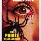 Dr. Phibes Rises Again (1972) - Vincent Price DVD
