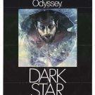 Dark Star (1974) - John Carpenter DVD