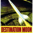 Destination Moon (1950) DVD