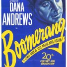 Boomerang (1947) - Dana Andrews DVD