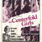 Centerfold Girls (1974) - Aldo Ray DVD