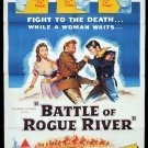 Battle Of Rogue River (1954) - George Montgomery DVD