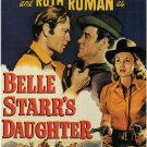 Belle Starr´s Daughter (1948) - George Montgomery DVD