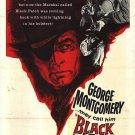 Black Patch (1957) - George Montgomery DVD