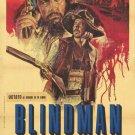 Blindman (1971) - Ringo Starr DVD