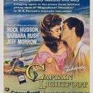 Captain Lightfoot (1955) - Rock Hudson DVD