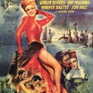 Lady In The Dark (1944) - Ginger Rogers DVD